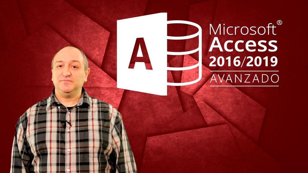 Curso de Access 2016/2019 Avanzado