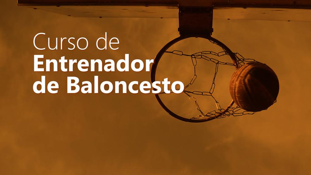 Curso de Entrenador de Baloncesto nivel Avanzado