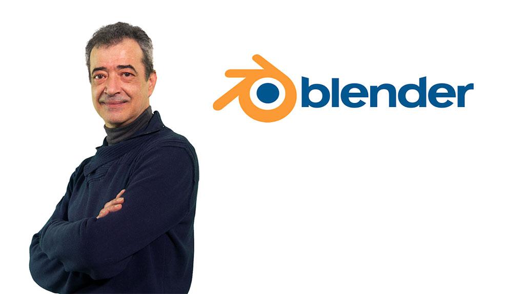 Curso de Diseño Tridimensional con Blender