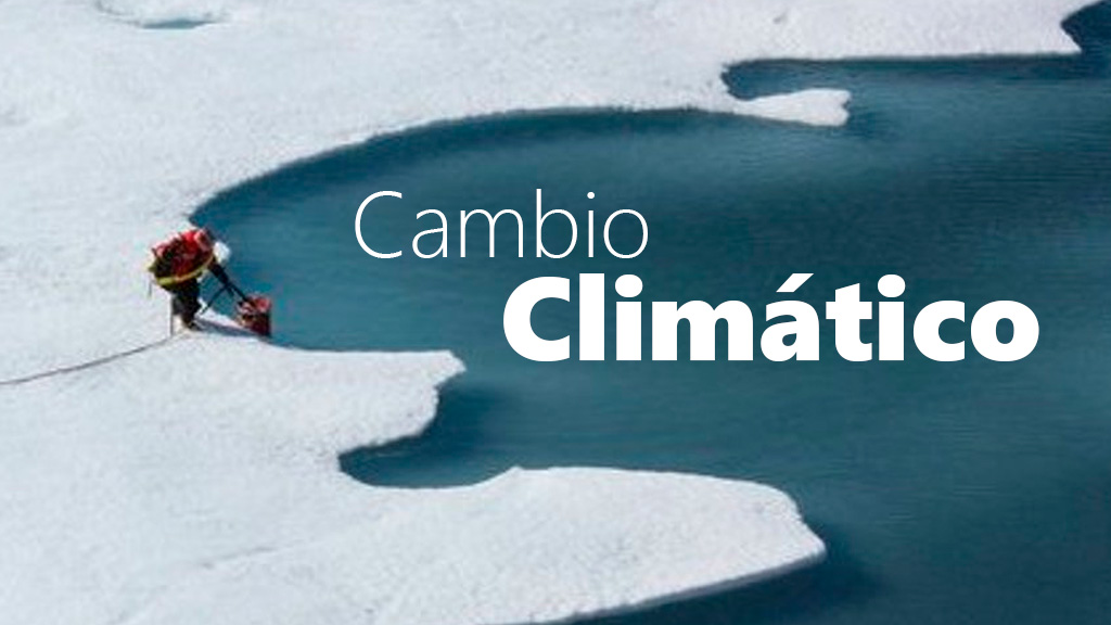 Curso de Cambio Climático