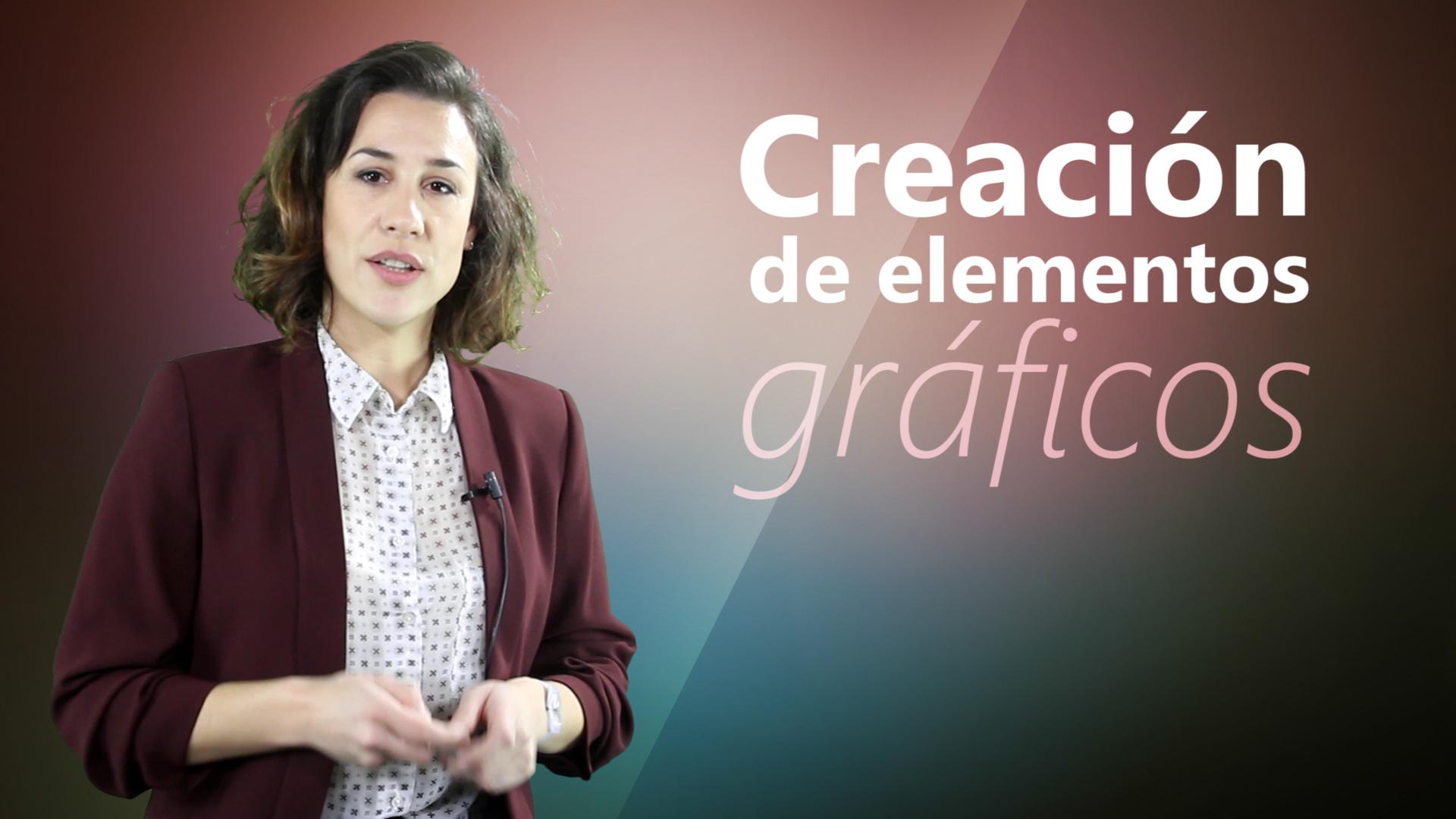 Curso de Creación de Elementos Gráficos (UF1459)