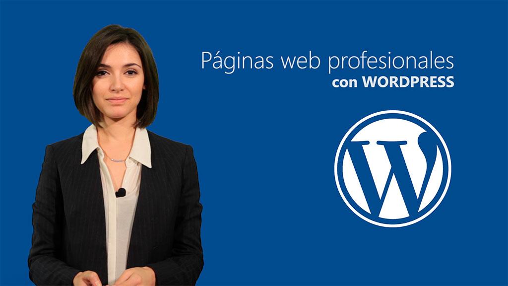 Curso de Creación de Páginas Web Profesionales con WordPress