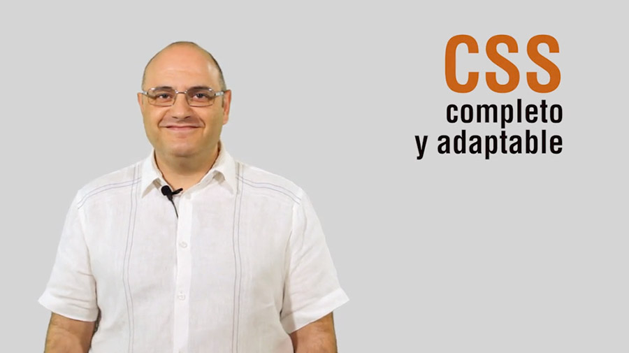 Curso de CSS Completo y Adaptable (UF1303)