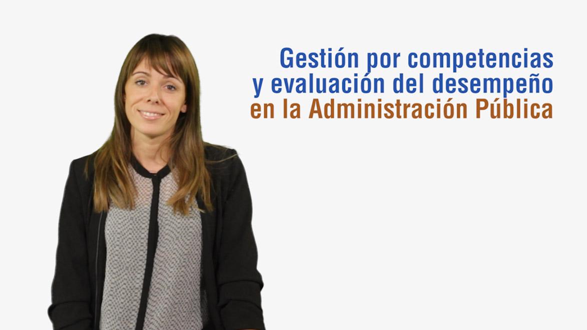 Curso de Gestión por Competencias y Evaluación del Desempeño en la Administración Pública