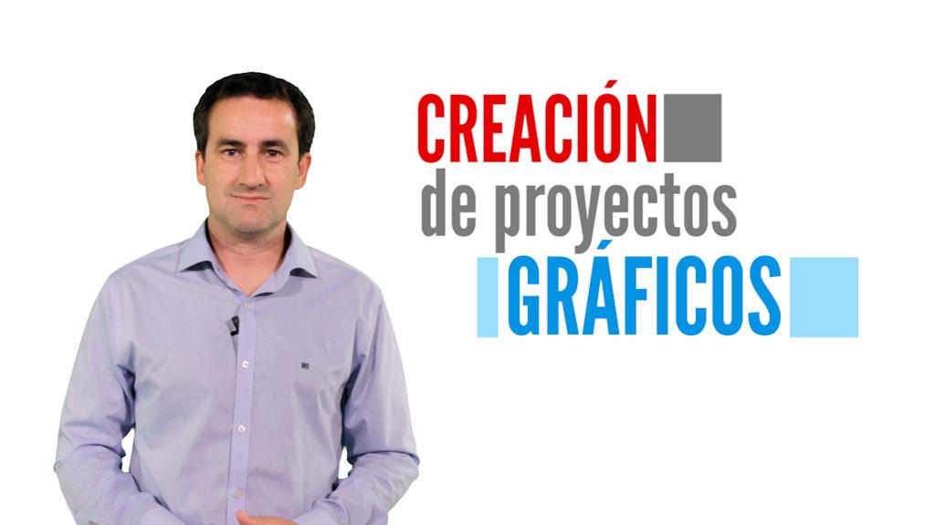 Curso de Preparación de Proyectos de Diseño Gráfico (UF1455)