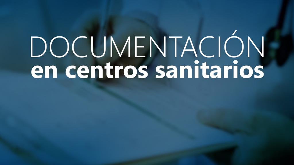 Curso de Documentación en Centros Sanitarios