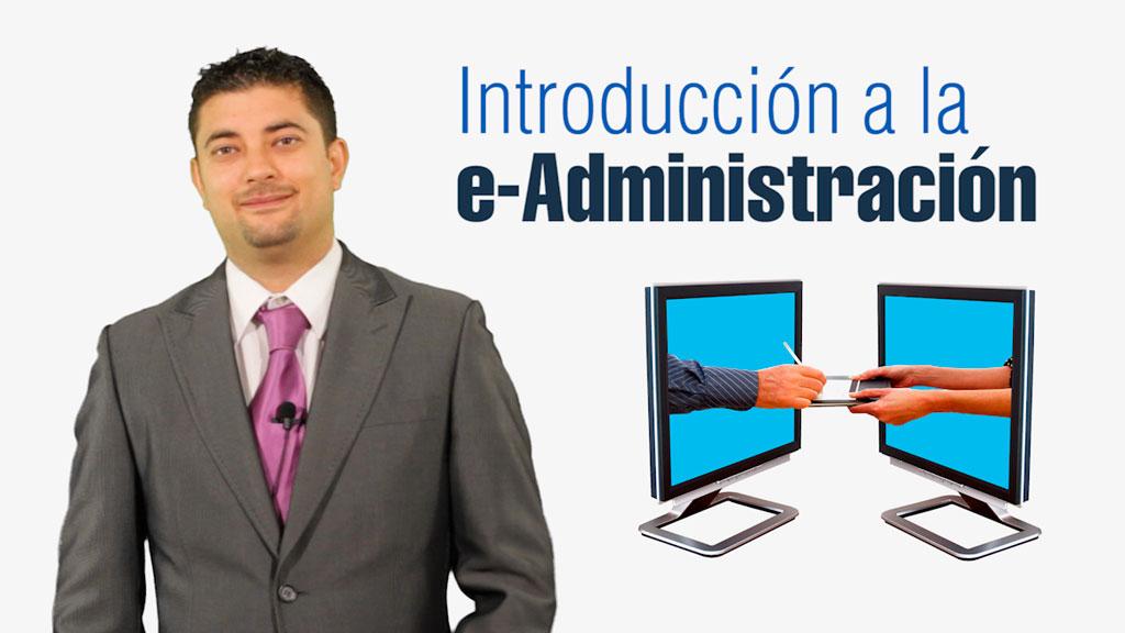 Curso de Introducción a la Nueva e-Administración