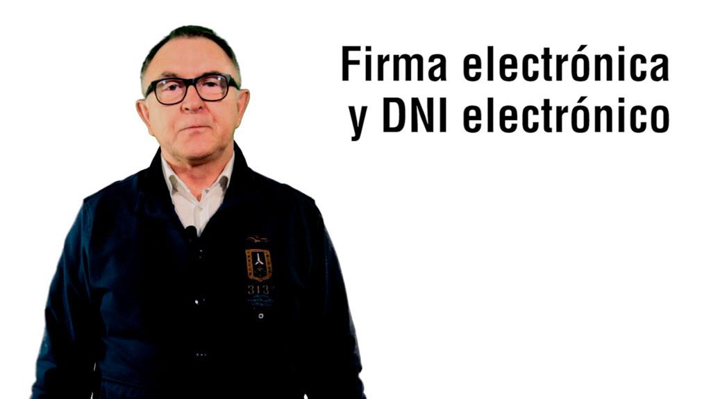 Curso de La Firma Electrónica y el DNI Electrónico