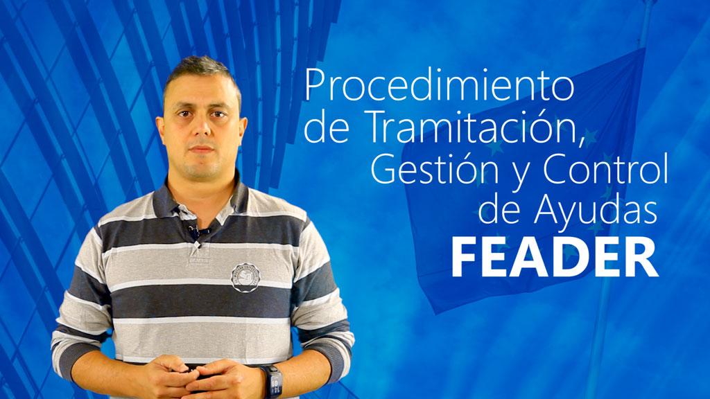 Curso de Procedimiento de Tramitación, Gestión y Control de Ayudas FEADER