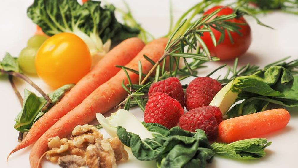 Curso de Manipulador de Alimentos Frutas y Hortalizas