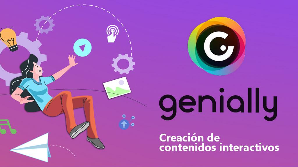Curso de Genial.ly: Creación de Contenidos Interactivos