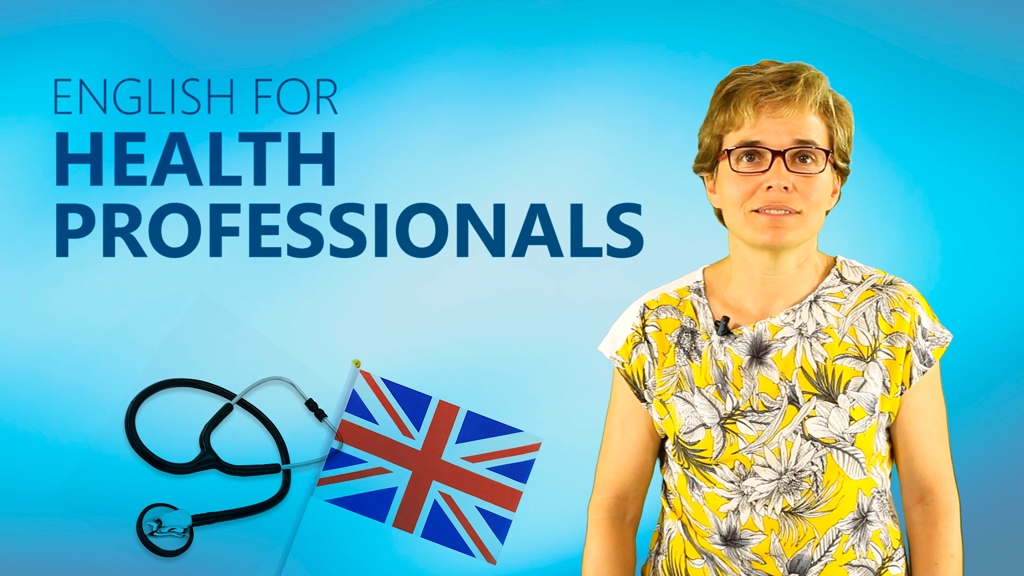 Curso de English for Health Professionals