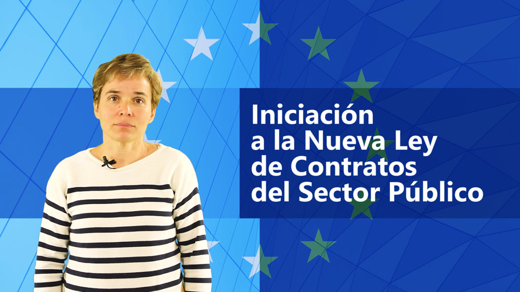 Curso de Iniciación a la Nueva Ley de Contratos del Sector Público