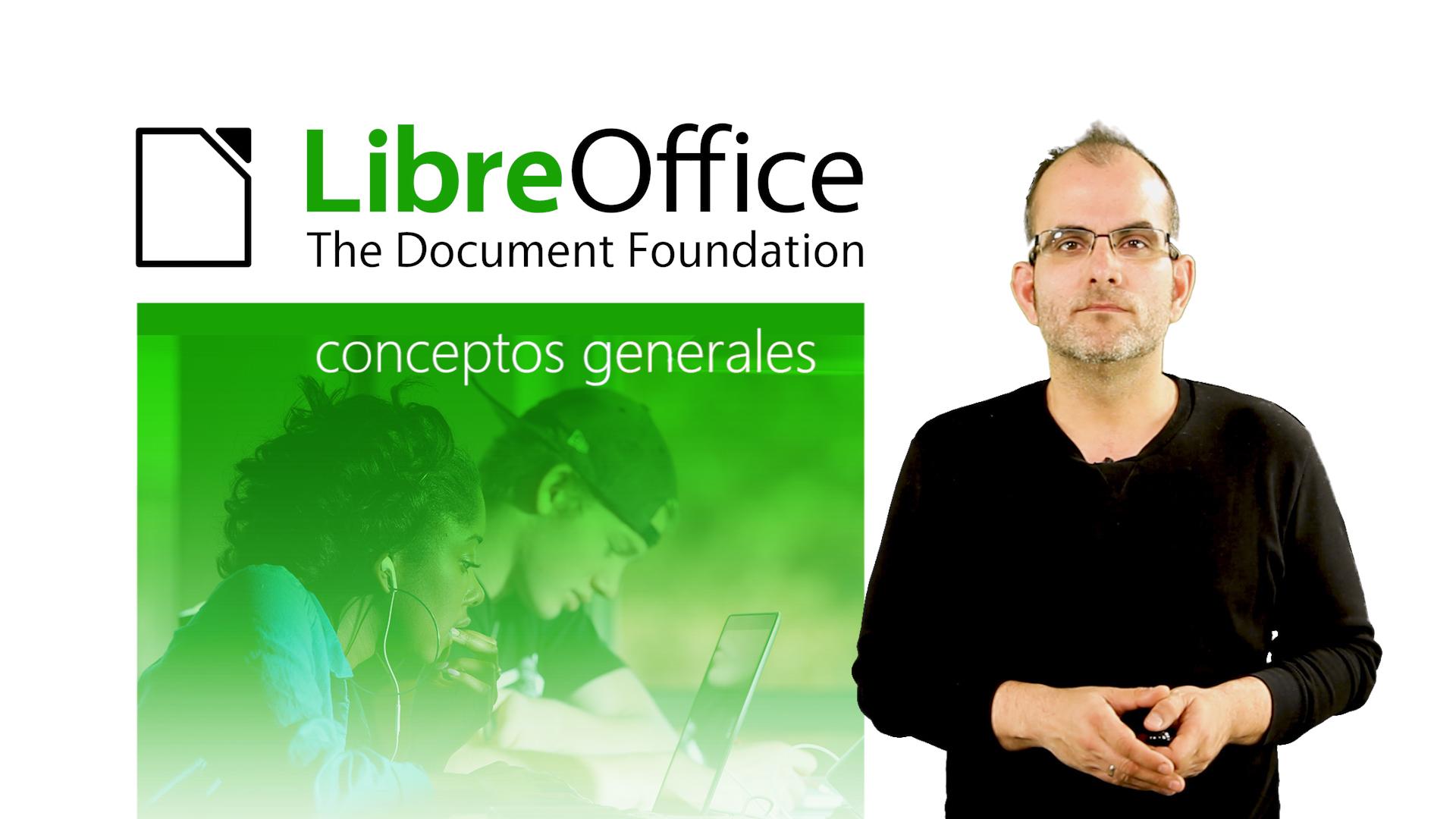 Curso de LibreOffice: Conceptos Generales