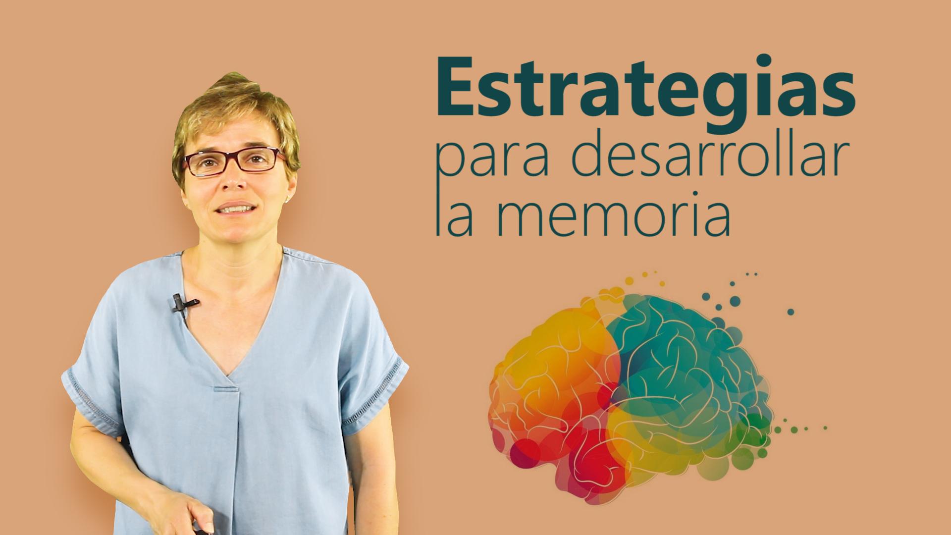 Curso de Estrategias para Desarrollar la Memoria