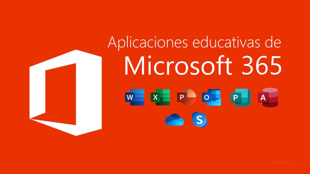 Curso de Aplicaciones Educativas de Microsoft 365