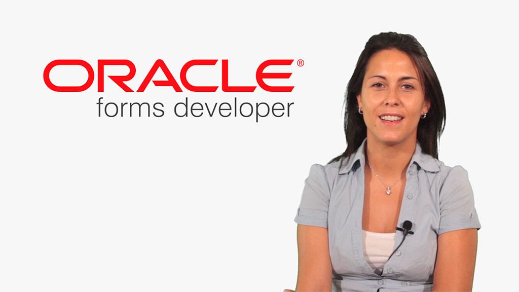 Curso de Desarrollo de Aplicaciones en Oracle Forms Developer