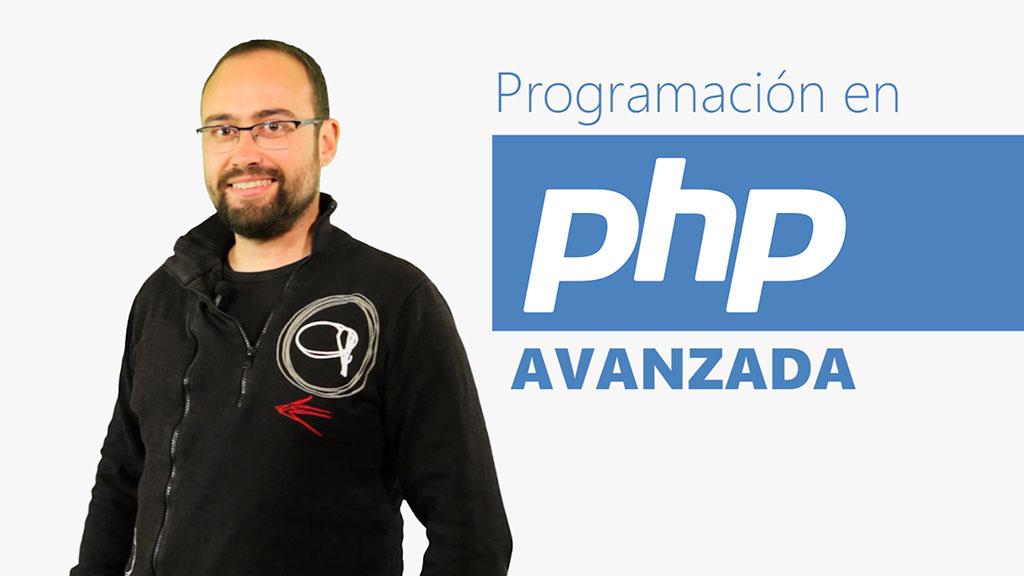 Curso de Programación en PHP Avanzada