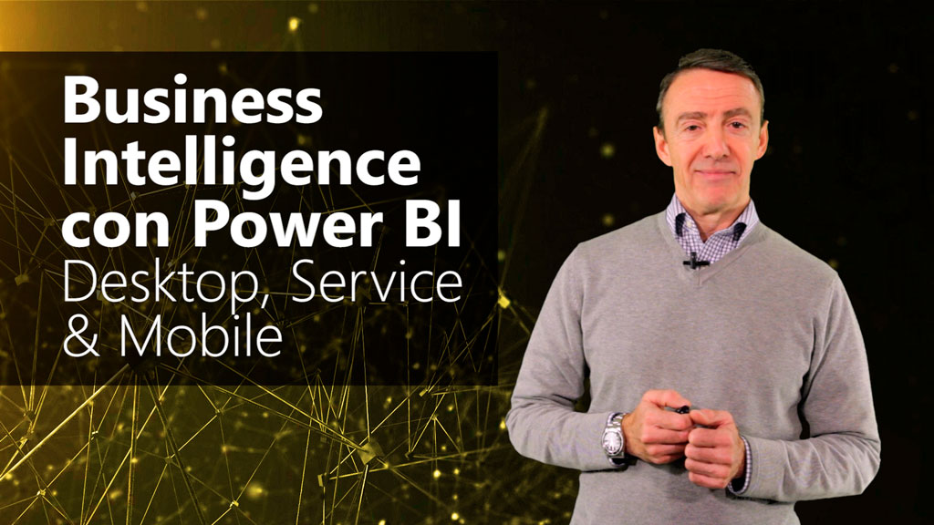 Curso de Business Intelligence con Power BI Desktop, Service y Mobile