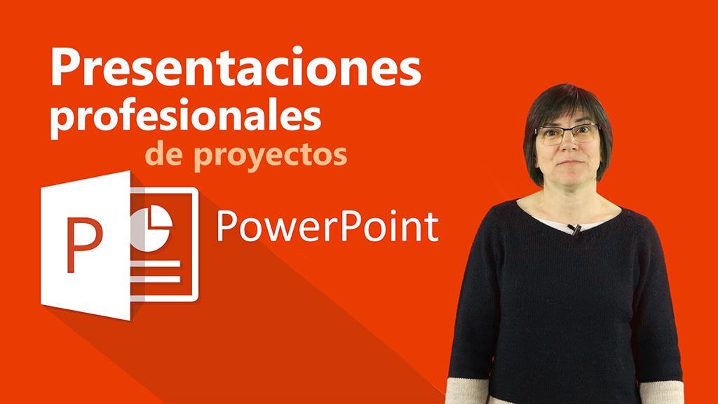 Curso de PowerPoint: Presentaciones Profesionales de Proyectos