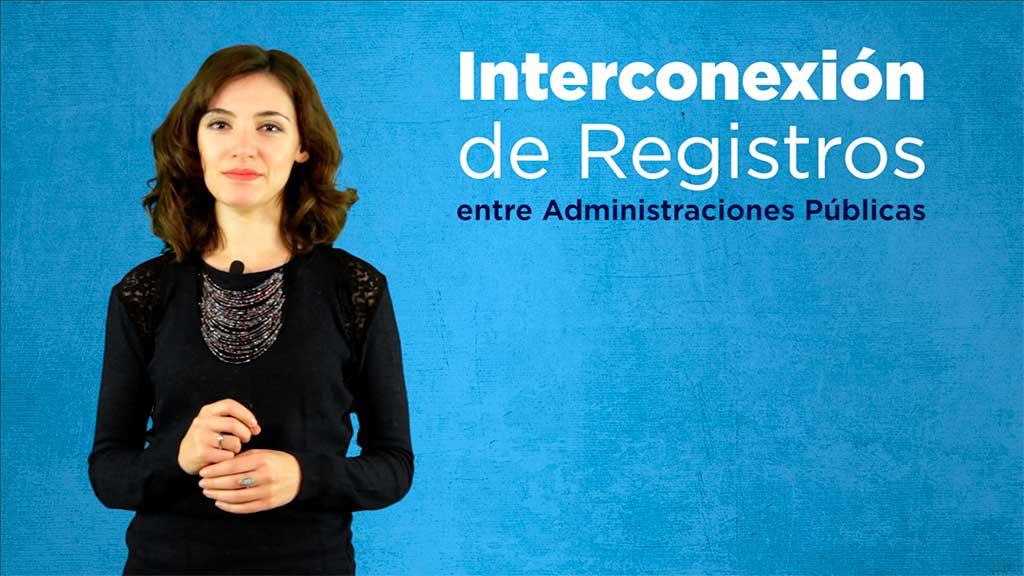 Curso de Interconexión de Registros entre Administraciones Públicas. REC, SIR, ORVE