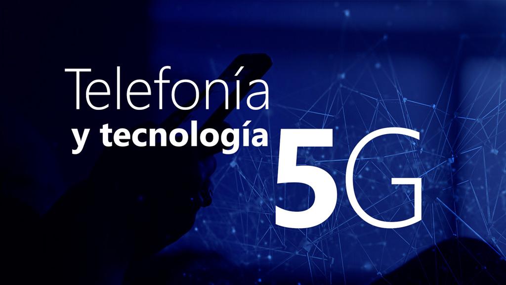 Curso de Telefonía y Tecnología 5G