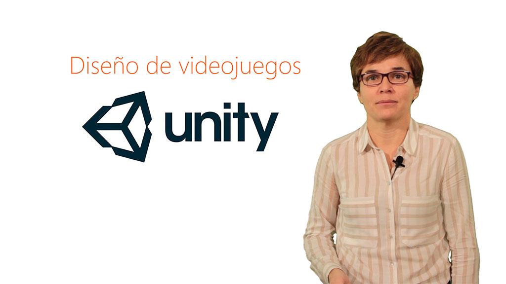 Curso de Diseño de Videojuegos con Unity