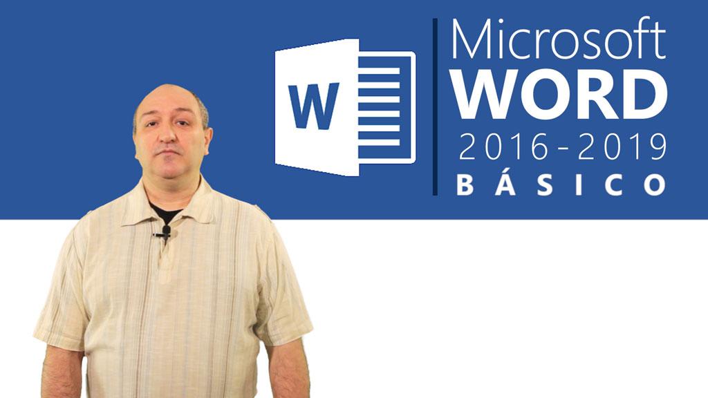 Curso de Word 2016/2019 Básico